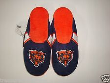 NFL Chicago Bears Team Jersey Indoor/Outdoor Slippers ~ Size MED (9-10)