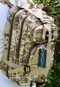 RECON TACTICAL MILITARY BACKPACKS