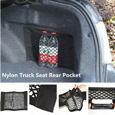 Universal Car Back Trunk Interior Seat Storage Net Elastic String Mesh Bag Cage