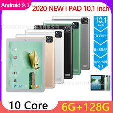 Android9.1 Ten Core 10.1 Inch HD Game Tablet Computer PC...