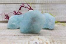 Natural Rough Aquamarine (Raw Crystal Rock Mineral)