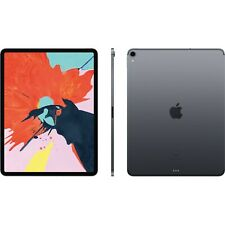 "NEW Apple 12.9"" iPad Pro 3rd Gen 512GB Cellular Wi-Fi + 4G LTE Space Gray MTJF2"