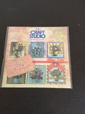 My Craft Studio Professional Floral Masterpieces CD Rom Floral Paper Crafting