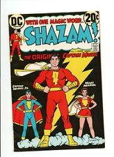 SHAZAM #3  /  Captain Marvel/1973 / KEY ISSUE DC COMIC/MOVIE SOON/H@T!