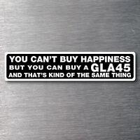 Buy a GLA45 sticker Premium 7 yr vinyl water/fade proof Mercedes