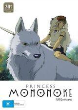 *NEW*  Princess Mononoke 20th Anniversary Limited Edition (Blu-Ray/DVD/Artbook)