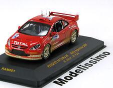 1:43 Ixo Peugeot 307 WRC #8, Rally Argentina Märtin/Park 2005