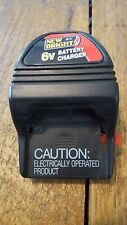 New Bright A519201194 6v R/C Car and Truck NiCD l Battery Charger