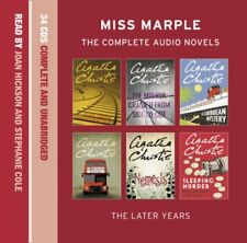 The Complete Miss Marple: V.2: The Later Years par Agatha Christie (CD-audio