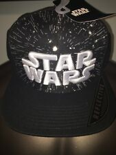 finest selection b3442 5d0be STAR WARS The LAST JEDI movie DARTH VADER Han SOLO Men s New Snapback HAT  Cap