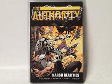 AUTHORITY Vol. 2: Harsh Realities TPB  Wildstorm/ DC Comics 2004 Collects 0-5 FL
