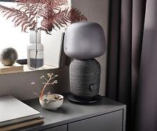IKEA SONOS SYMFONISK Table Lamp WiFi Speaker Apple AirPlay Black NEW Sealed Box