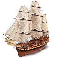 OcCre Montañés 1:70 Scale Wooden Period Ship Kit 15000