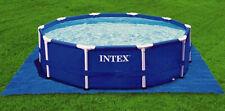 Intex 28048 Telo Base per Piscine Easy e Frame - 472 x 472 cm