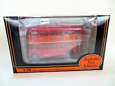 EFE 15602 RM2103 ROUTEMASTER BUS LONDON TRANSPORT #3 OXFORD CIRCUS 1:76 CODE 2.