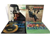 Frankie Laine Lot Of 4 Vinyl LP Albums 1960's Columbia Mercury & ABC Records
