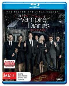 Vampire Diaries - Season 8 Blu-ray
