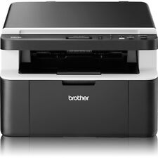 Brother Dcp-1612w A4 Mono Multifunction Laser Printer
