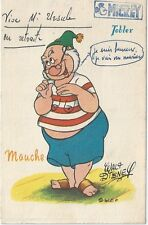 CPA - Card postal TOBLER Walt-Disney Mouche - Postcard