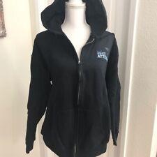 Grey's Anatomy Fan Wear Zip Up Sweatshirt Jacket Sz Med 38-40 Black Unisex