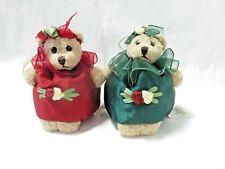 Freddy Flurry Bearington Bears Ornament