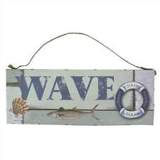 Pictorial Nautical Decorative Wall Plaques