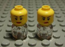 Lego Figur Zubehör Kopf Frau                                            (1098 #)