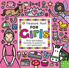 Treasure Hunt for Girls Priddy Books Big Ideas for Little People