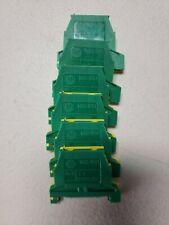 Allen-Bradley 1492-WG4 Terminal Block (Lot of 6) Used