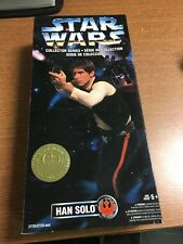 1996 Star Wars Han Solo Collector Series 12 Inch Figure Canadian Package Mib New