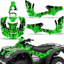Graphic Kit Honda Rincon ATV Quad Decals Sticker Wrap FourTrax Parts 06-14 ICE G