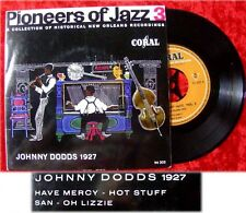 EP Johnny Dodds: Pioneers of Jazz 3 (1927)