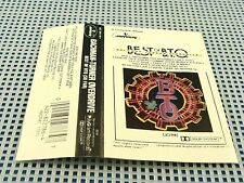 BACHMAN TURNER OVERDRIVE - Best Of BTO (So Far) - EXCELLENT CONDITION - Cassette