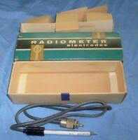 Vintage Radio Meter RADIOMETER ELECTRODES MODEL PP1042 -