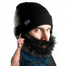 1bfd01743ea Bushy Standard 2 - Beard Head - Black Bushy Beard + Black Beanie