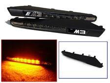 Affumicato LED Lato Ripetitori & BLACK WING Grill Per BMW e90 e92 e93 3 SERIE m3 v3