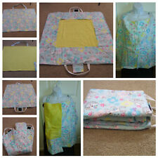 Changing Mat and Adjustable Nursing Cover for Breastfeeding
