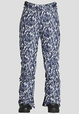 BILLABONG Women's MALLA Snow Pants - IKB - Large - NWT