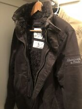 abercrombie jacket men small