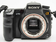 Sony α 700 Alpha 700 Gehäuse Body digitale Spiegelreflexkamera