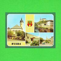 Ansichtskarte DDR Weida (Kr. Gera)
