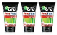 3 x Garnier Men Acno Fight Anti-Pimple Facewash, 100 gm