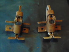 1955-1956-1957 Chevy/Chevrolet Station Wagon Gate Upper Hinges