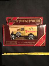 Models of Yesteryear Matchbox Cars Y-22 1930 Model A Ford Van Toblerone 1984