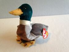 JAKE DUCK Beanie Babies Baby Style MINT TY RARE RETIRED