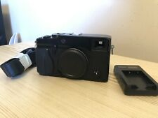 Fujifilm X-Pro 1 16.3MP Digital Camera - Black