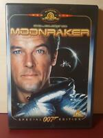 Moonraker (DVD, 2003) - (J24)