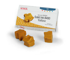 Xerox 108R00607 3 Yellow Solid Inks