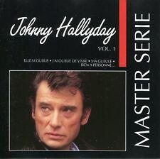 Johnny Hallyday - Vol.1 Master Serie