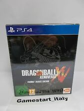 DRAGON BALL XENOVERSE TRUNKS' TRAVEL COLLECTOR' S EDITION - PS4 - PAL UK NEW